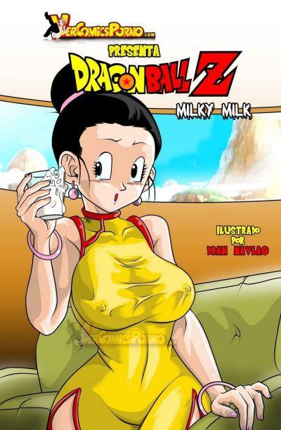 Dragon Ball Z- Milky Milk