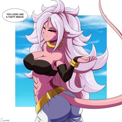 Android 21 Offering